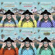 Esteman - Caótica Belleza Tour