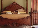 """Alexander"" Bedroom Furniture - traditional - beds - - by Horchow"