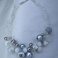 Handmade Knotted Bling Jewelry