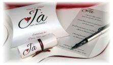 Einladungsboxen Box, Personal Care, Fancy Wedding Invitations, Card Wedding, Invitation Cards, Ribbon Work, Gifts, Ideas, Snare Drum