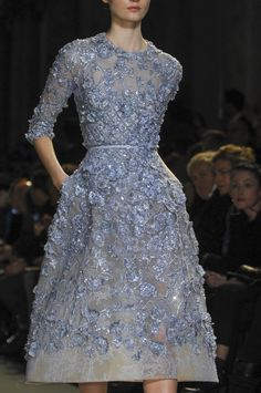 *******  Elie Saab Haute Couture Spring 2013