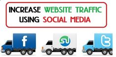 7 Useful Tips to Boost Website Traffic Using Social Media.Check out here:https://goo.gl/wsgllO