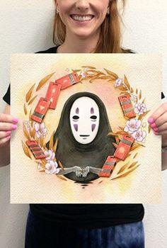 Spirited Away Parody Poster | TeeFury