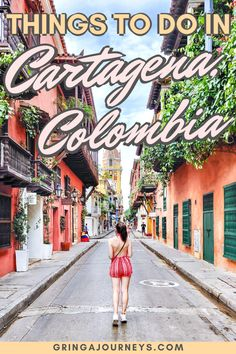 If you're planning to visit Cartagena, read this article for the exact locations of the best photo spots. I've even included a map at the end of this post! South America Destinations, South America Travel, Travel Destinations, Visit Colombia, Colombia Travel, Travel Guides, Travel Tips, Travel Advice, Central America