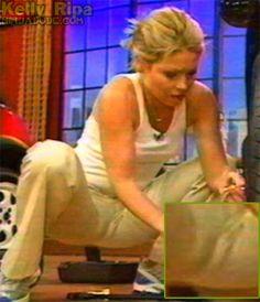 Oh, Kelly, say it ain't toe!