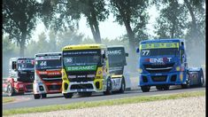 OMV MaxxMotion Truck Race of Slovakia 2019 Dreaming Of You, Racing, Trucks, Vehicles, Europe, Auto Racing, Lace, Track, Truck