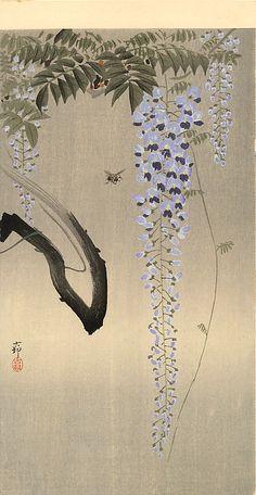Koson. Japanese art