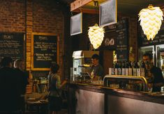Round up your mates and spend a day finding cosy places for a beer.