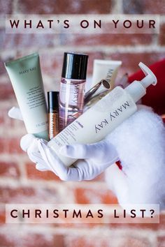 What do you have your eye on this year? We are here for your beauty needs… www.marykay.com/gloriabrown