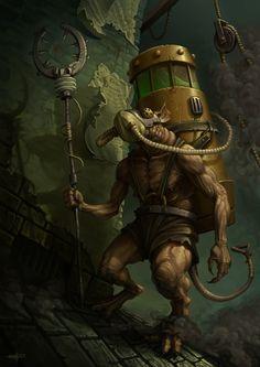 Clan Skyre Member, par (auteur inconnu), in (source inconnue)