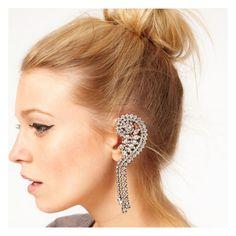 Siga sua Moda: Ear Cuff: acessório moderno