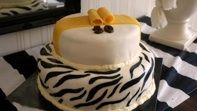 Zebra cake (also from the inside! Cupcake Cakes, Cupcakes, Birthday Cake, Desserts, Recipes, Food, Tailgate Desserts, Cupcake, Birthday Cakes