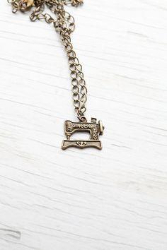 Singer necklace for mom