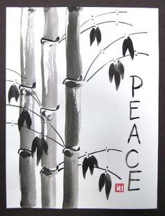 Chinese Brush Painting | TeachKidsArt