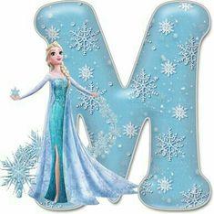 Alfabeto de frozen