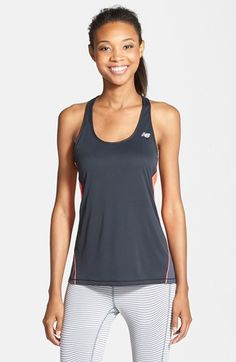 New+Balance+'Ice'+Mesh+Back+Tank+available+at+#Nordstrom