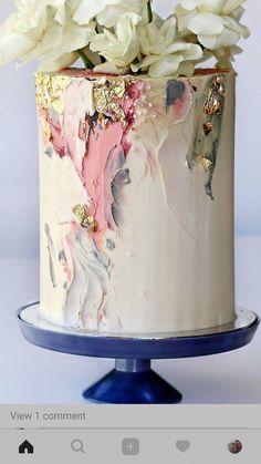 60 Elegant And Beautiful Wedding Cakes You'll Like – Page 19 of 60 – Beautiful Wedding Cake Designs Fondant Wedding Cakes, Floral Wedding Cakes, Elegant Wedding Cakes, Floral Cake, Elegant Cakes, Beautiful Wedding Cakes, Wedding Cake Designs, Fondant Cakes, Cupcake Cakes