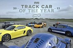 EVO Magazine Names 2013 Track Car of the Year [video] - Boldride.com. What's your favorite? Evo, Track, Names, Magazine, Runway, Warehouse, Track And Field, Magazines, Newspaper