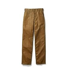 Filson Mens Oil Finish Single Tin Cloth Pants 34 Tan 14005 * You can find out more details at the link of the image.