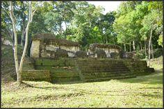 Ztracený svět, část NP Tikal