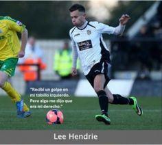 Frases absurdas en el mundo del fútbol - Hendrie