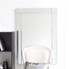 mirror Bevelled Edge Rect homemaker