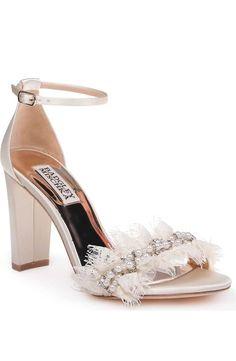 72e570cbdd Badgley Mischka Fleur Ankle Strap Sandal (Women) | Nordstrom