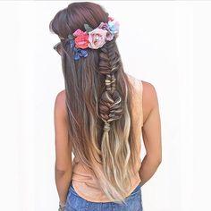#bellamihair #hairextension #hairextentions #braid #perfectbraids #braidinspo #instabraid #hairdo #braidgoals #hairofinstagram #perfectbraid #yesbellami #braidgoals #hairgoals #cghphotofeature #tranças #longbraids #inspirationalbraids #hairtutorials #hairdo #hudabeauty #fishtail #braidideas #fishtailbraid #flowercrown #easyhairdo #mermaidhair #howtod...