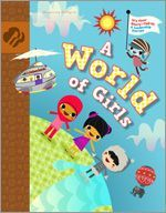 Girl Scout Leader 101: Brownie Journey: World of Girls Overview  - ideas