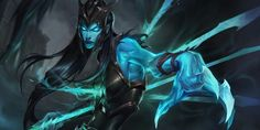 New champ kalista, do you like her? :) i didn't play her yet...Oo