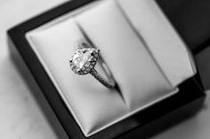 Unique pear shaped Engagement Ring Houston Wedding Photographer