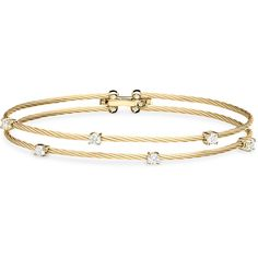 Paul Morelli 18k Gold Double Unity Diamond Bracelet ($3,700) ❤ liked on Polyvore featuring jewelry, bracelets, gold rope bracelet, magnetic clasp bracelet, rope bracelet, 18k bracelet and 18k gold bangle