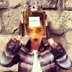 Cara Delevigne at Chanel Metier Des Arts