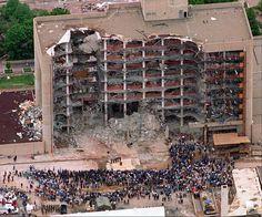 Oklahoma City bombing (1995) - Bill Waugh/AP