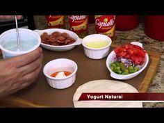 Tortipizzas, un snack exquisito que preparamos con Capullo y el Chef Javier, si lo intentas hay nos invitas!