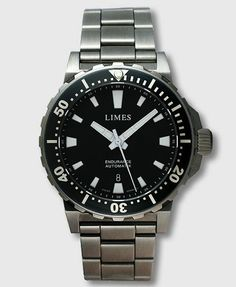 The Limes Endurance Leviathan Dive Watch