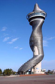 Expo Tower in #Sokcho, Korea