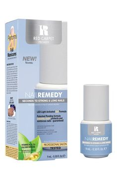 Red Carpet Manicure Nail Remedy
