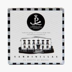 Sardinettes à l'huile d'olive - Real Conservera Espanola
