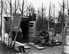 great depression photographers | ... Chicago Shantytown - IH161216 - Rights Managed - Stock Photo - Corbis
