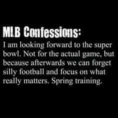 This was so what I was thinking on the day of the 2014 Super Bowl... Lol no shame