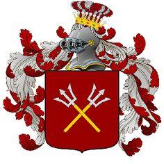Escudo e Brasão de Armas da família Borin