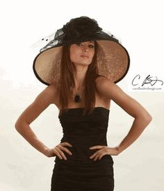 Derby hats! (As in Kentucky) http://media-cache9.pinterest.com/upload/98234835591521250_ZJU3mUF9_f.jpg complinebelle gorgeous clothes