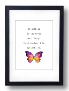 ADORABLE butterfly printable  | therusticwillow.com