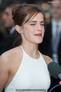 Emma Watson  U.K. premiere of 'Noah' held at the Odeon Leicester Square  http://www.icelebz.com/events/u_k_premiere_of_noah_held_at_the_odeon_leicester_square/photo11.html