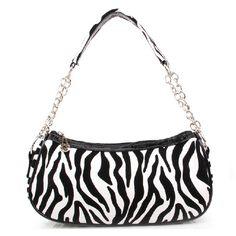 ZIBRA PRINT HANDBAGES   ... Only sell Leopard print, Zebra print, Cheetah print Dress Bag Shoes