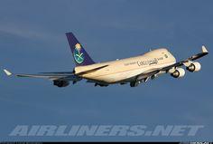 Saudi Arabian Airlines Cargo (Air Atlanta Icelandic) TF-AMU Boeing 747-48EF/SCD aircraft picture