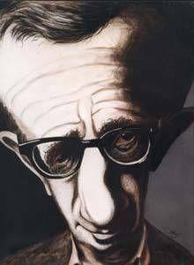 Woody Allen - Caricatures de stars