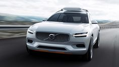 Concept XC Coupe | Volvo Cars