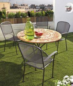 Catálogo mobiliário de exterior do El Corte Inglés ~ Decoração e Ideias - casa e jardim